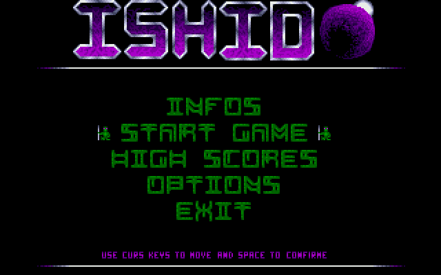 Ishido [Falcon030] atari screenshot